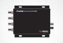 OPC420 optical fiber converter to help you achieve 4~20mA interference free transmission